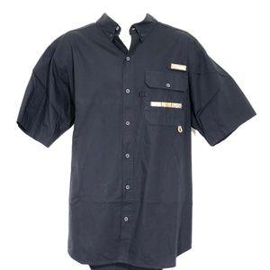 Columbia PHG S/S Button Down Shirt